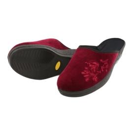 Befado women's shoes pu 219D427 red 4