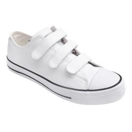 Konwers 56-2 White Sneakers 1