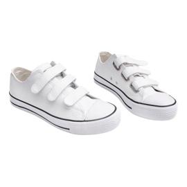 Konwers 56-2 White Sneakers 2