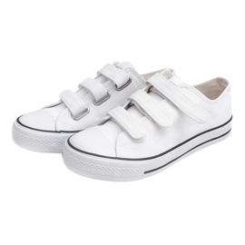 Konwers 56-2 White Sneakers 3