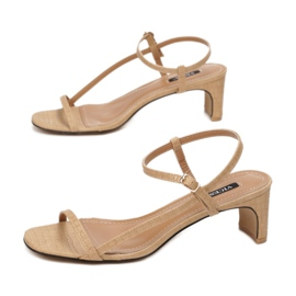 Vices 3379-68-camel brown 1