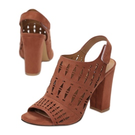 Vices 3395-54-brown 2