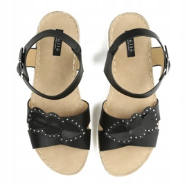 Vices 3223-1 Black 36 41 2