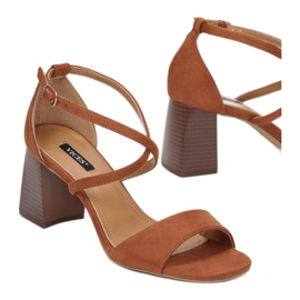 Vices 3387-68-camel brown 1
