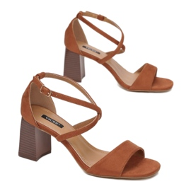Vices 3387-68-camel brown 2