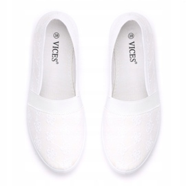 Vices T120-41 White 2