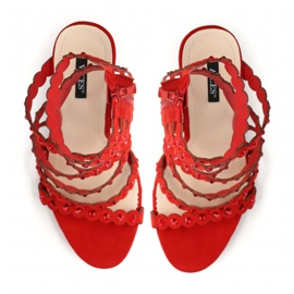 Vices 1449-19 Red 36 41 2