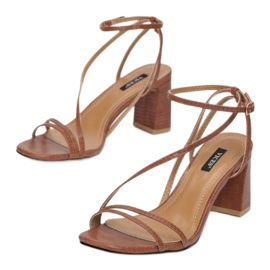 Vices 3378-54-brown 2