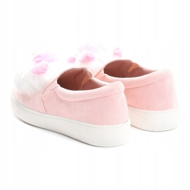 Vices 7288-20 Pink 36 41 white 1