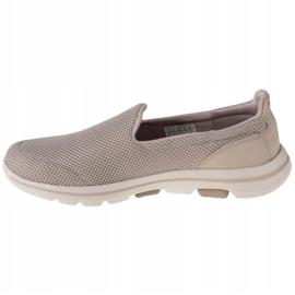 Skechers Go Walk 5 W 15901-TPE Shoes beige 1