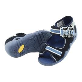Befado slippers sandals children's shoes 250P065 navy blue blue 3