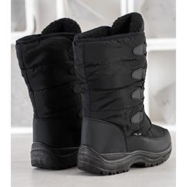 SHELOVET High Snowboots black 1
