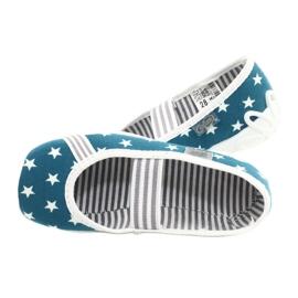 Befado children's shoes 193X066 green 5