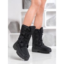 SHELOVET High Snowboots black 4
