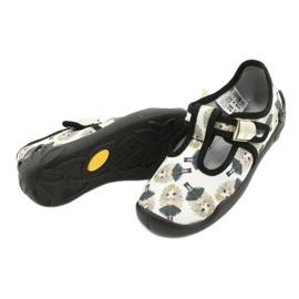 Befado children's shoes blanka princess 115X007 black ecru 5