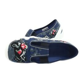 Befado children's shoes 290Y203 navy grey multicolored 5