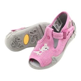 Befado children's shoes 213P122 pink 4