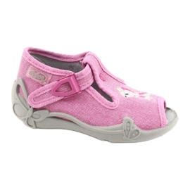 Befado children's shoes 213P122 pink 1