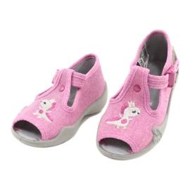 Befado children's shoes 213P122 pink 3