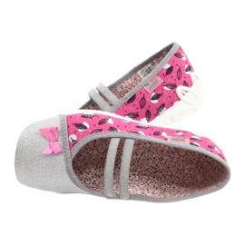 Befado children's shoes 116Y288 pink grey multicolored 5