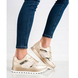 Bestelle Stylish sneakers beige 2