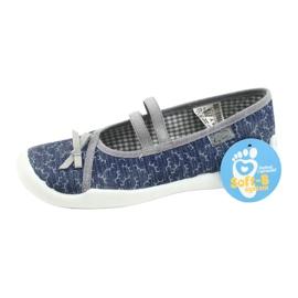 Befado children's shoes 116Y275 navy grey 6