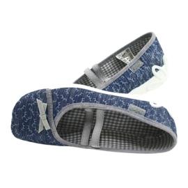 Befado children's shoes 116Y275 navy grey 5