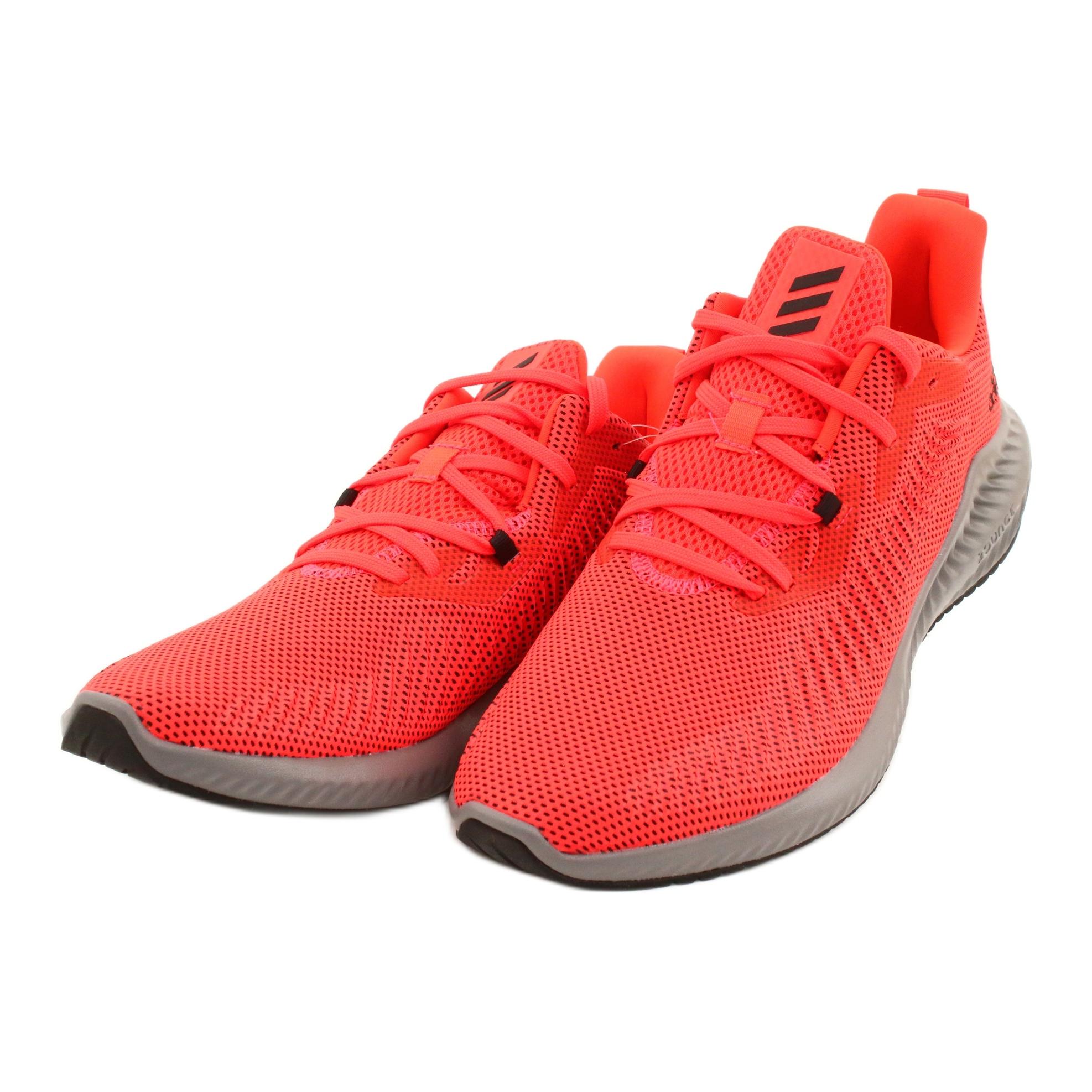 Running shoes adidas Alphabounce 3 M EG1392 orange grey
