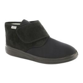 Befado women's shoes pu 522D002 black 1