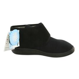 Befado women's shoes pu 522D002 black 5