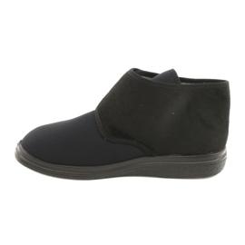 Befado women's shoes pu 522D002 black 2