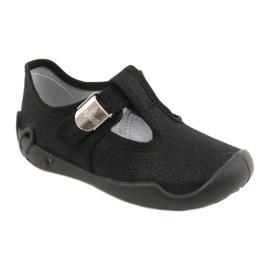 Befado children's shoes blanka black 115X006 3