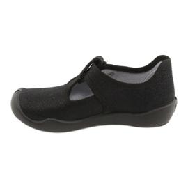 Befado children's shoes blanka black 115X006 4