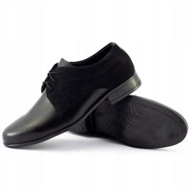 Lukas Children's formal communion shoes J1 black 3