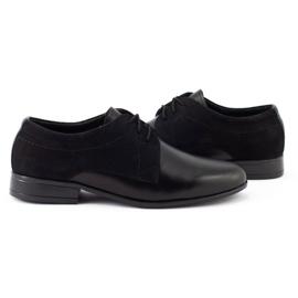 Lukas Children's formal communion shoes J1 black 5
