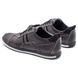 Polbut Men's casual shoes 1801P gray grey 6