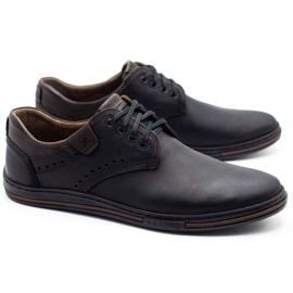 Polbut Men's casual shoes 402 black 2