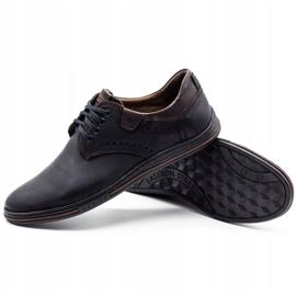 Polbut Men's casual shoes 402 black 3