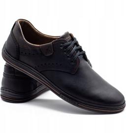 Polbut Men's casual shoes 402 black 4