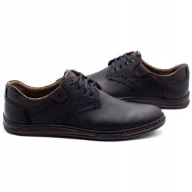 Polbut Men's casual shoes 402 black 5