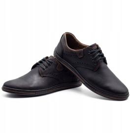 Polbut Men's casual shoes 402 black 6
