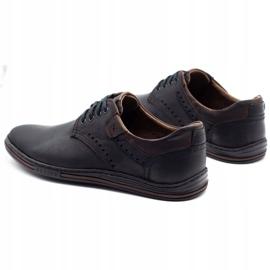 Polbut Men's casual shoes 402 black 7