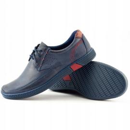 KOMODO Men's casual shoes 911 navy blue 3