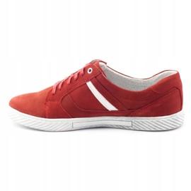Polbut J47 red men's shoes 2