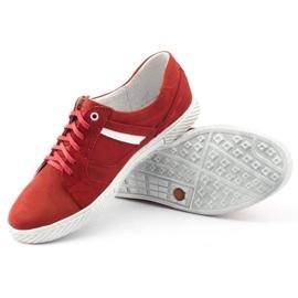 Polbut J47 red men's shoes 3