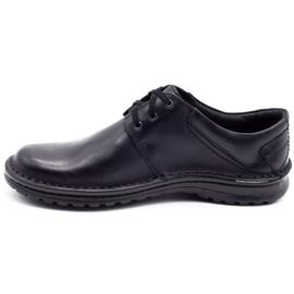 Joker Men's leather shoes 229 black 1