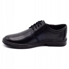 Joker Leather men's shoes 415 black 1