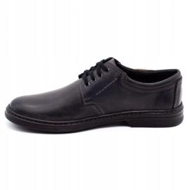 Joker Leather men's shoes 415 gray grey 1