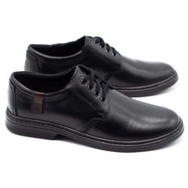 Joker Leather men's shoes 415 black 2
