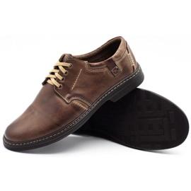 Joker Leather men's shoes 415 brown 3